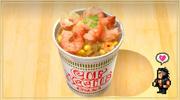 Cup Noodles with Shrimp