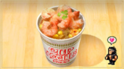 Cup Noodles with Shrimp