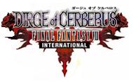 Dirge of Cerberus International Logo