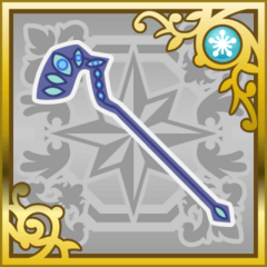 Ice Staff (SR).
