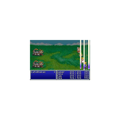 Gaze in the <i>Advance</i> version.
