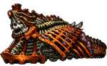 FFRK Doomtrain Sprite