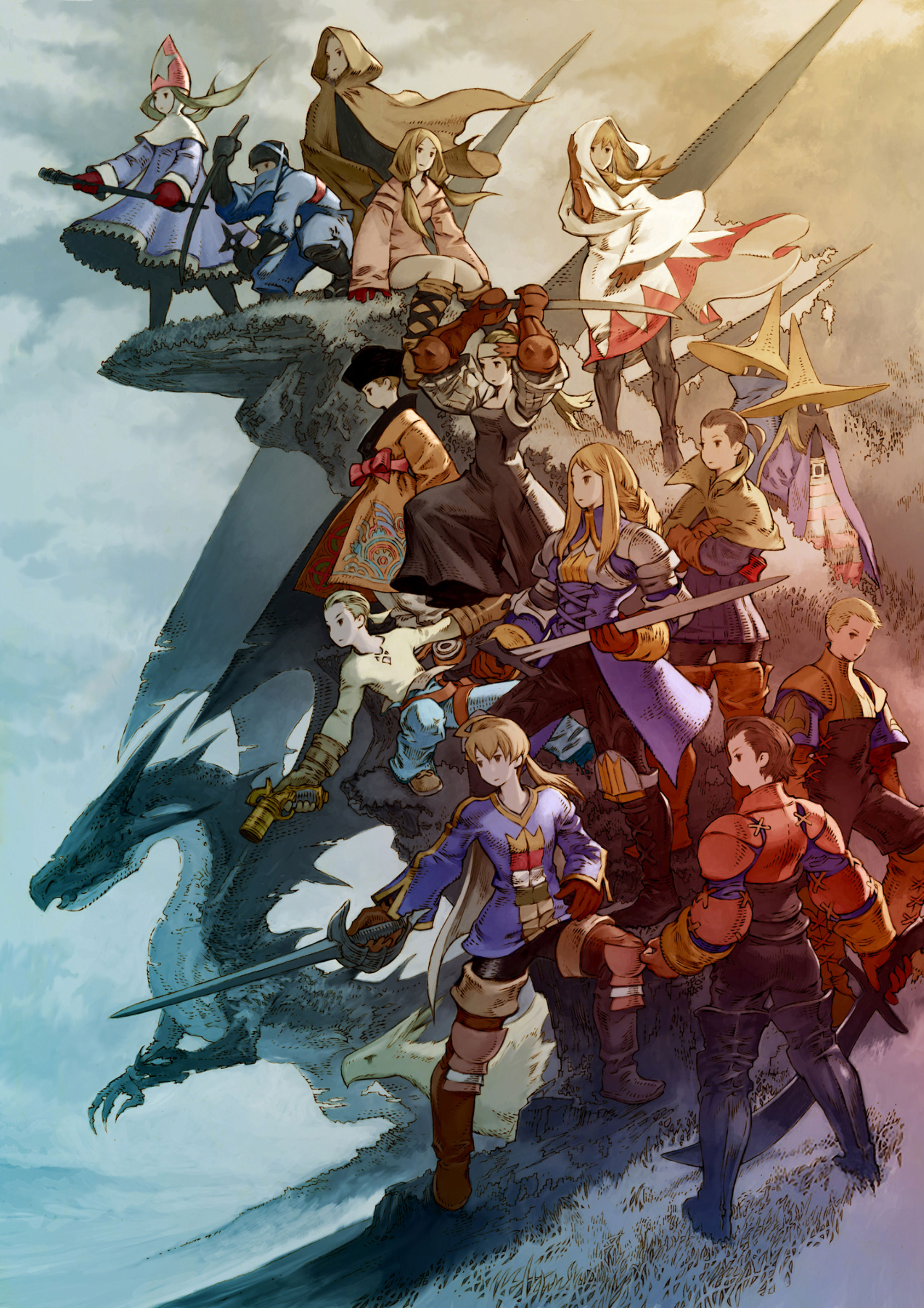 Ramza Beoulve Final Fantasy Wiki Fandom