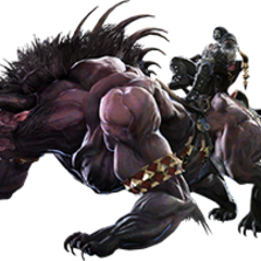 Маунт Бегмот из <i>Final Fantasy XIV</i>.