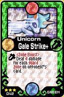 GaleStrike plus