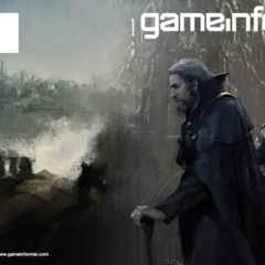 Concept art for <i>GameInformer</i>.