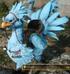 Sky Blue Chocobo in FFXV
