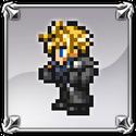 DFFNT Player Icon Cloud Strife FFRK 002