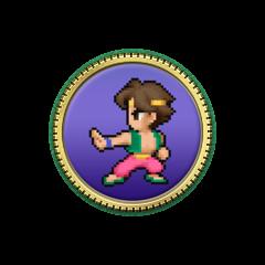 Achievement icon in the iOS version.