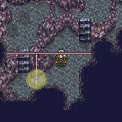 The Yeti's Cave (GBA).