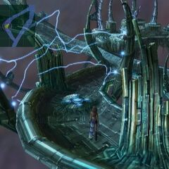 Within the Farplane in <i>Final Fantasy X-2</i>.