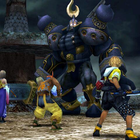 iron giant final fantasy x final fantasy wiki fandom
