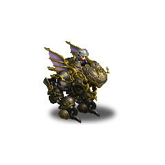 Magitek Armor enemy sprite.