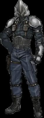 FFVIIR SOLDIER 3 art