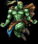 FFV Gigante verde IOS