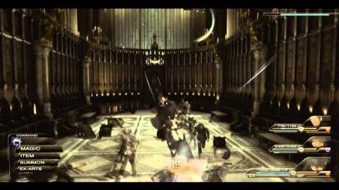 FINAL FANTASY Versus XIII Trailer 2011 RUS SUB