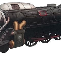 Hoka train
