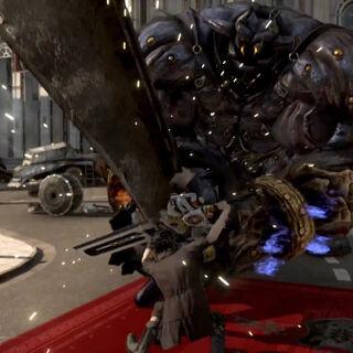 Железный гигант в трейлере для E3 2013 года.