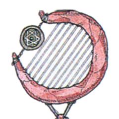 Lamia Harp.