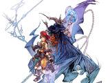 Final Fantasy Tactics A2: Grimoire of the Rift/Concept art