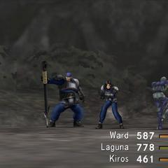 Sword Strike.