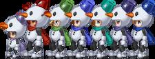 FFL2 Snowman