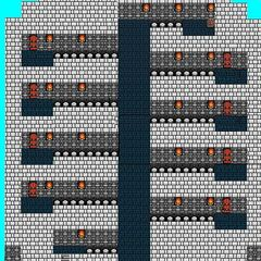 Mysidian Tower's Eight Floor.