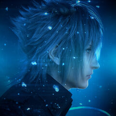 Promotional image of Noctis.