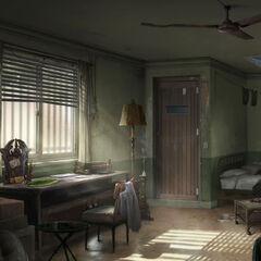 Комната Никса.
