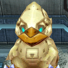 Robotic Fat Chocobo (iOS).