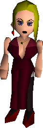 Scarlet sprite