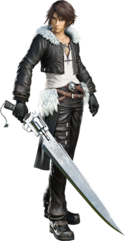 DFF2015 Squall