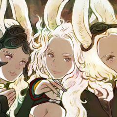 Fran, Jote and Mjrn by <a href=