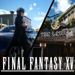 FFXV Travel Pack PSN