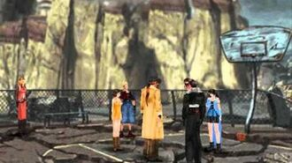 FR Final Fantasy 8 - Irvine tire un panier-0