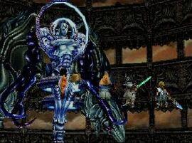 Necron Final Battle