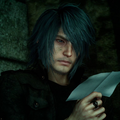 Noctis after 10 years.