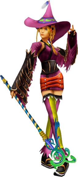 image rikku the black magejpg final fantasy wiki