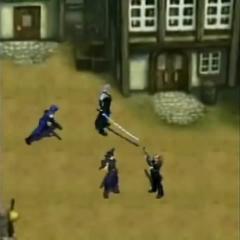 Nibelheim in <i>Before Crisis -Final Fantasy VII-</i>.