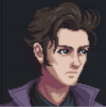 A King's Tale FFXV young Regis portrait