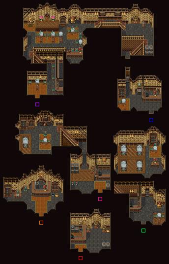 Albrook Interiors Map
