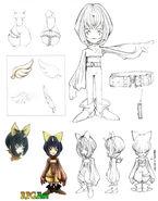 Eiko Sketches
