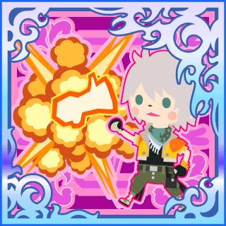 Explosive Fist (SSR+).