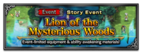 FFBE Event Lion of the Mysterious Woods