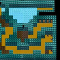 Deist Cavern's Fifth Floor (NES).