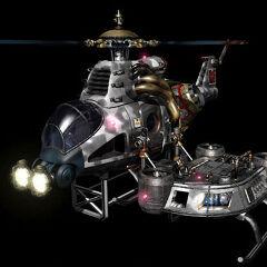 Вертолет Б1-Бета.