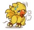 LINE Chocobo Sticker21