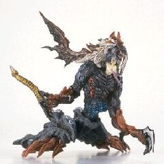 <i>Final Fantasy</i> Creatures Vol 4 figure.
