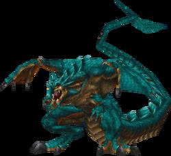Dragon Izolde