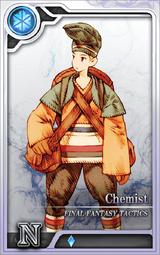 FFT Chemist I Artniks
